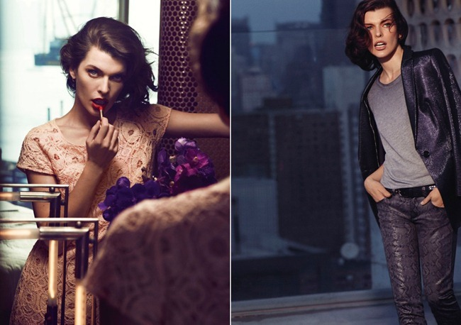CAMPAIGN- Milla Jovovich & Tyson Ballou for Sisley Spring 2013. www.imageamplified.com, Image Amplified (4)