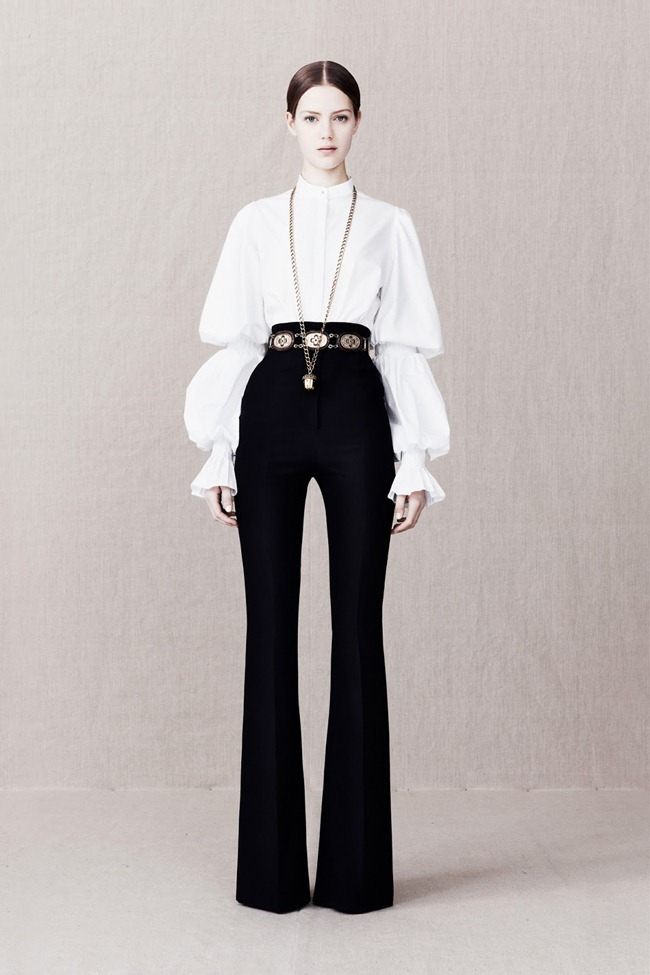 COLLECTION- Alexander McQueen Pre-Fall 2013. www.imageamplified.com, Image Amplified (8)
