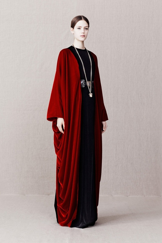 COLLECTION- Alexander McQueen Pre-Fall 2013. www.imageamplified.com, Image Amplified (25)
