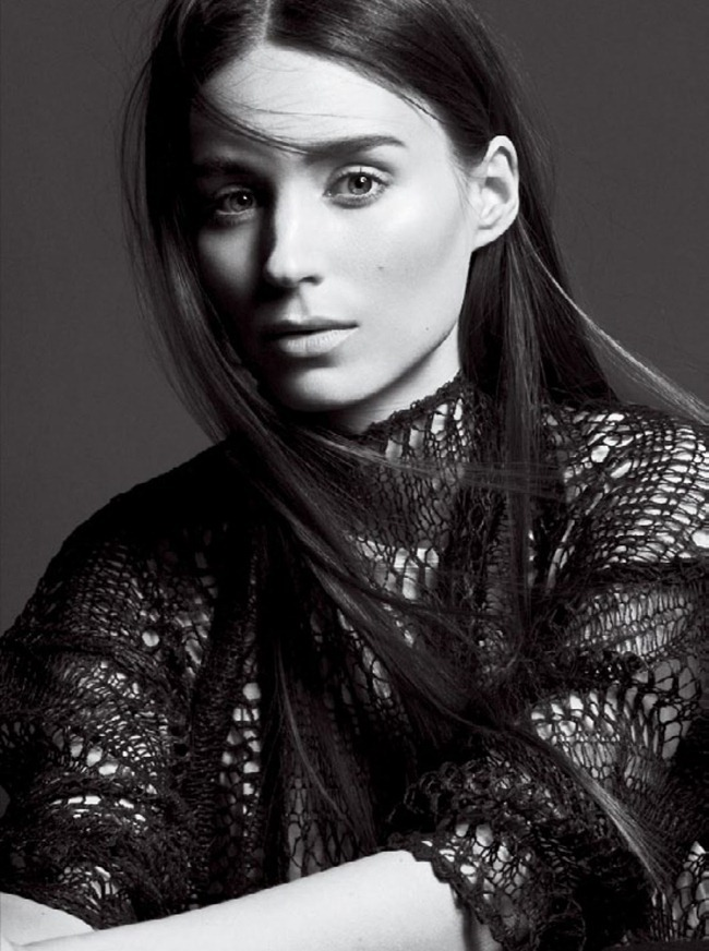 VOGUE MAGAZINE- Rooney Mara in The Changeling by David Sims. Tonne Goodman, February 2013, www.imageamplified.com, Image Amplified (10)