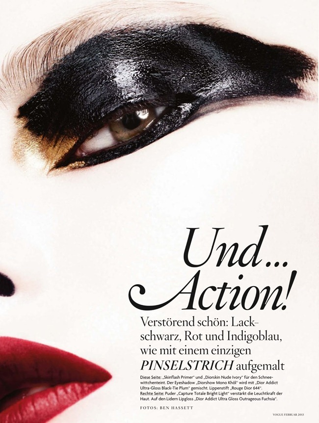 VOGUE GERMANY- Catherine McNeil in Und...Action! by Ben Hassett, February 2013, www.imageamplified.com, Image Amplified