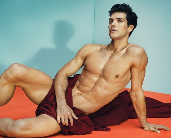 VANITY FAIR ITALIA- Roberto Bolle by Marc Hom. January 2013, www.imageamplified.com, Image Amplified (2)