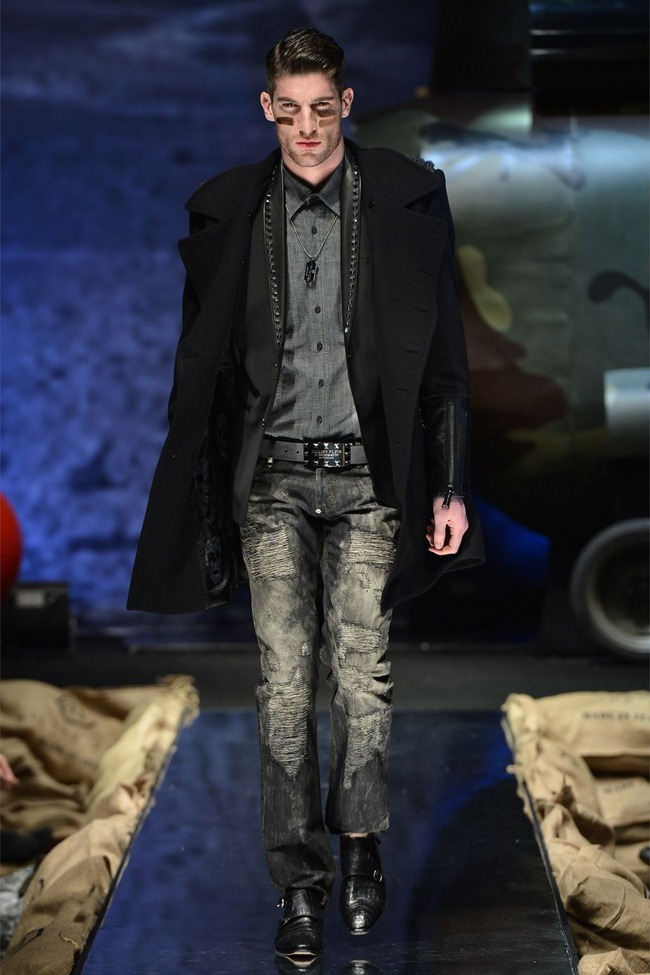 MILAN FASHION WEEK- Philipp Plein Fall 2013. www.imageamplified.com, image Amplified (40)