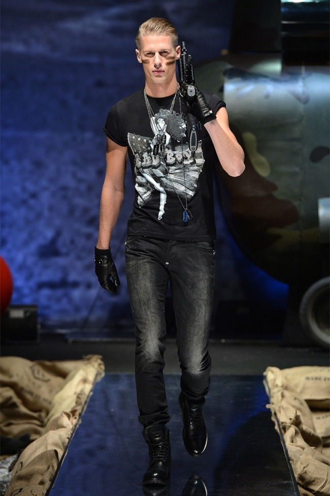 MILAN FASHION WEEK- Philipp Plein Fall 2013. www.imageamplified.com, image Amplified (21)