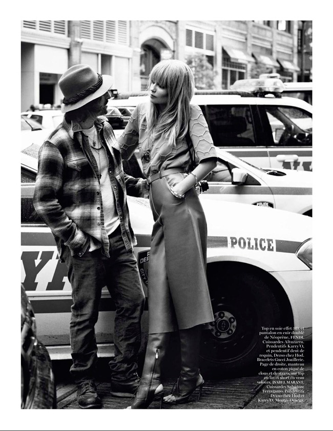 VOGUE PARIS- Natasha Poly in I Love NY by Terry Richardson. Geraldine Saglio, February 2013, www.imageamplified.com, Image Amplified (2)