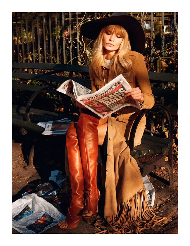VOGUE PARIS- Natasha Poly in I Love NY by Terry Richardson. Geraldine Saglio, February 2013, www.imageamplified.com, Image Amplified (5)