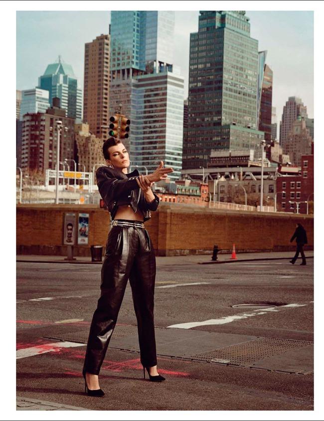 VOGUE PARIS: Milla Jovivch in New York Partie 6a00e54ecca8b98833017d404447d2970c-pi