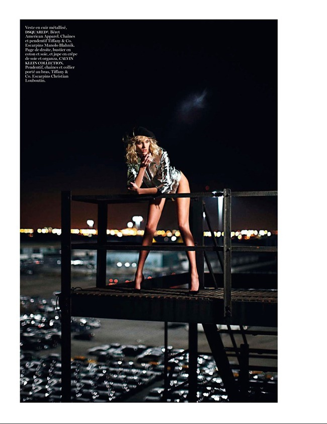 VOGUE PARIS- Anja Rubik in New York Partie 2 by Mario Sorrenti. Melanie Ward, February 2013, www.imageamplified.com, Image Amplified (4)