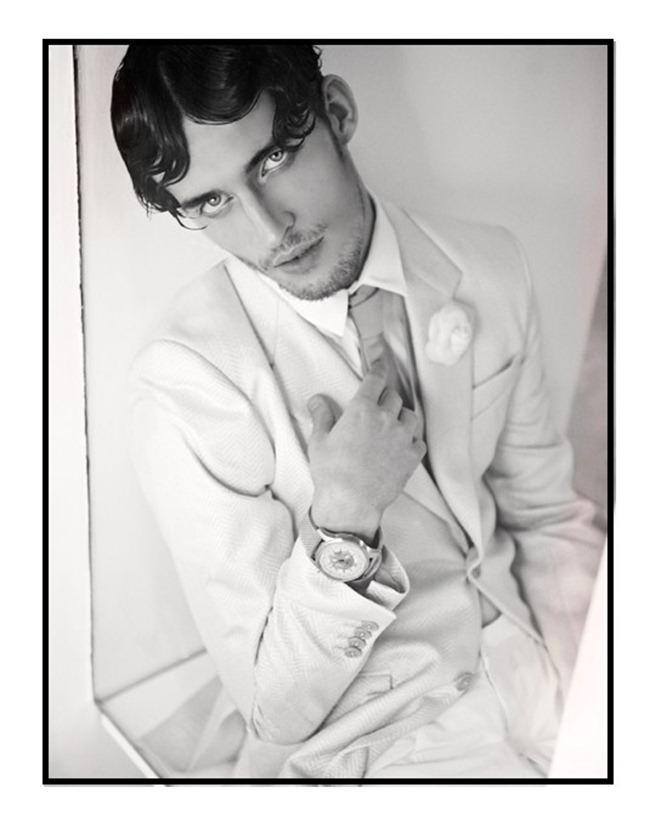 PRIVATAIR MAGAZINE- Alexandros in White Narcissus by Markus Lambert. Nino Bauti, www.imageamplified.com, Image Amplified (2)