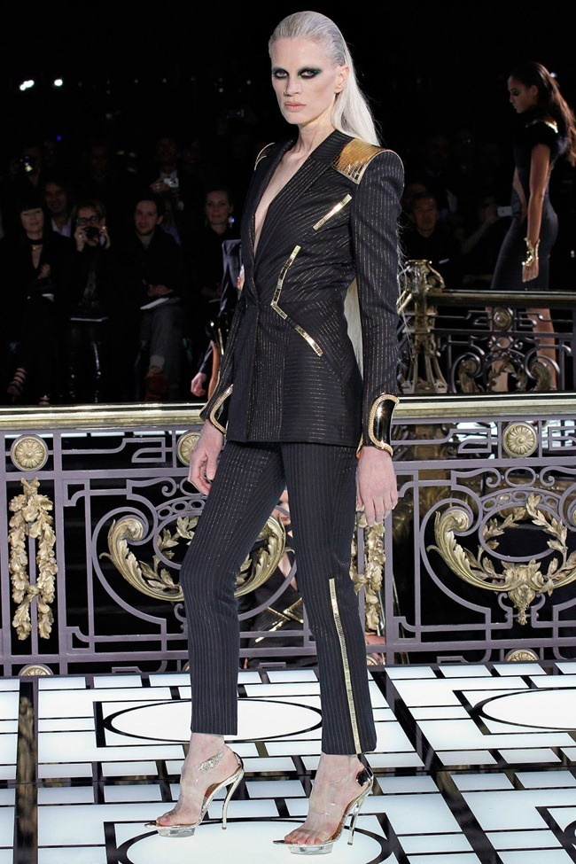 PARIS HAUTE COUTURE- Atelier Versace Spring 2013. www.imageamplified.com, Image Amplified