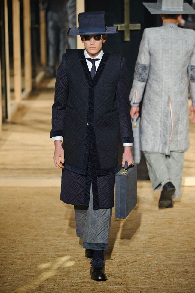 PARIS FASHION WEEK- Thom Browne Fall 2013. www.imageamplified.com, Image Amplified (18)