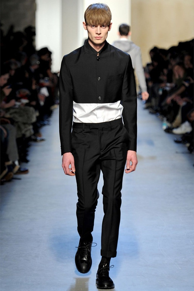 PARIS FASHION WEEK- KrisVanAssche Fall 2013. www.imageamplified.com, Image Amplified (2)