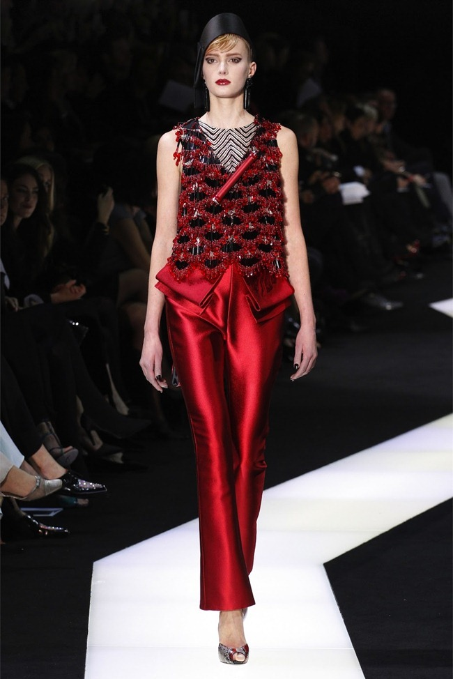 PARIS HAUTE COUTURE- Giorgio Armani Prive Spring 2013. www.imageamplified.com, Image Amplified (42)