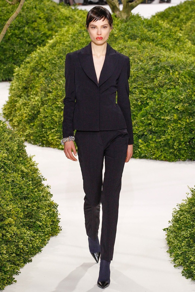 PARIS HAUTE COUTURE- Christian Dior Spring 2013. www.imageamplified.com, Image Amplified (4)
