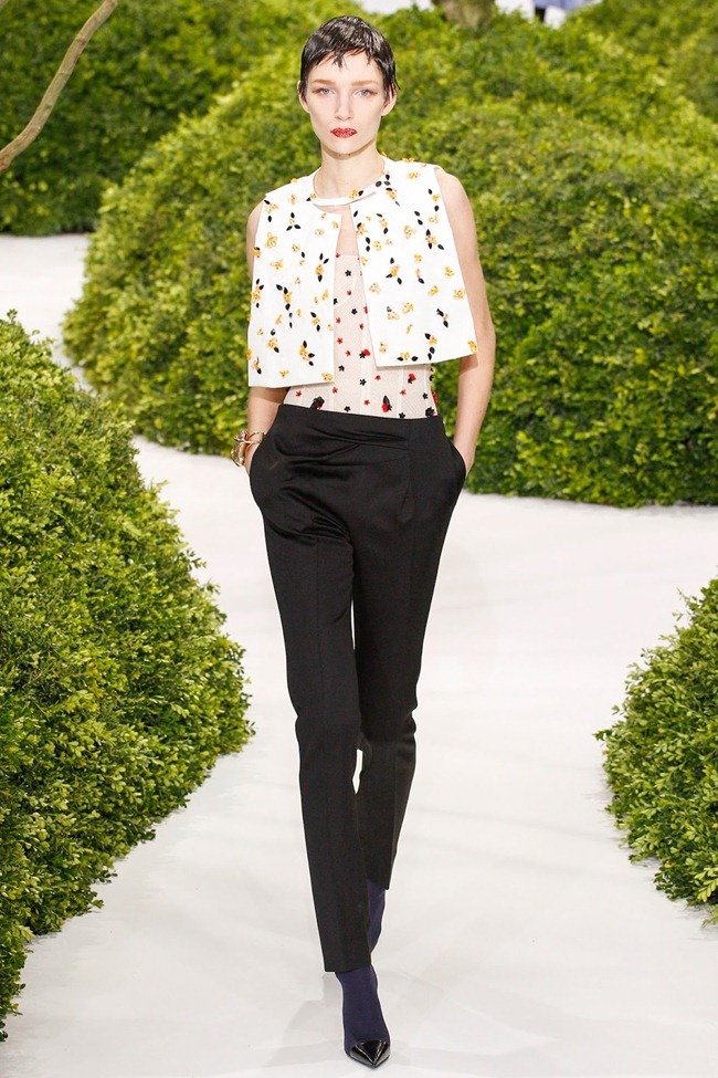 PARIS HAUTE COUTURE- Christian Dior Spring 2013. www.imageamplified.com, Image Amplified (9)
