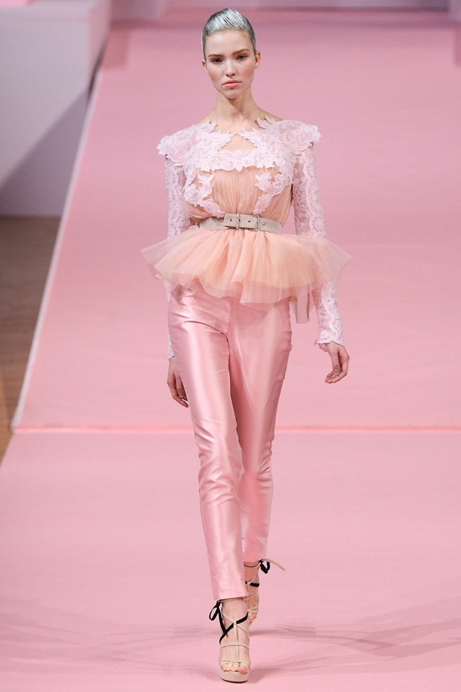 PARIS HAUTE COUTURE- Alexis Mabille Spring 2013. www.imageamplified.com, Image Amplified