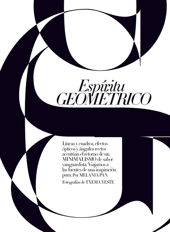 HARPER'S BAZAAR SPAIN- Ginta Lapina in Espiritu Geometrico by Txema Yeste. Melania Pan, February 2013, www.imageamplified.com, Image Amplified (2)