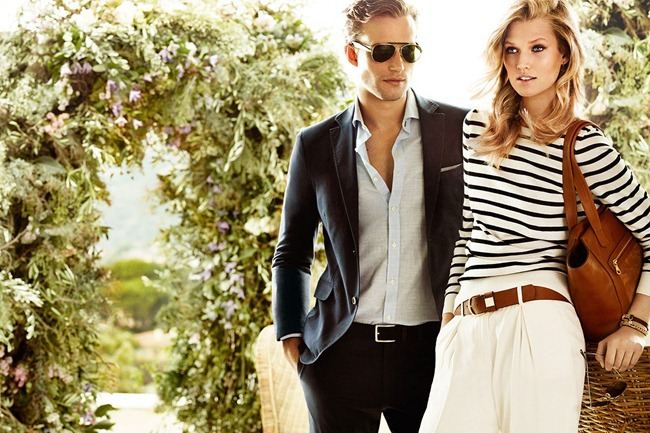 CAMPAIGN- Toni Garrn for Massimo Dutti Spring 2013 by Mario Testino. www.imageamplified.com, Image Amplified (4)