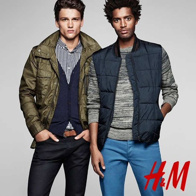 CAMPAIGN- Constance Jablonski, Nadja Bender & Simon Nessman for H&M Spring 2013 by Greg Kadel. www.imageamplified.com, Image Amplified (4)