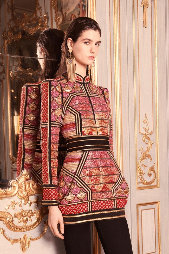 COLLECTION- Balmain Pre-Fall 2013. www.imageamplified.com, Image Amplified (7)