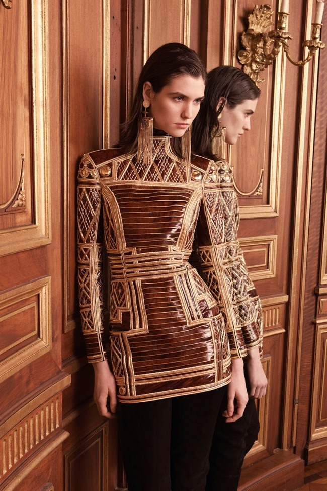 COLLECTION- Balmain Pre-Fall 2013. www.imageamplified.com, Image Amplified (21)