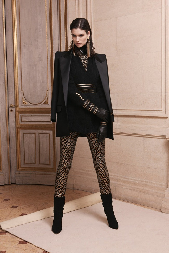 COLLECTION- Balmain Pre-Fall 2013. www.imageamplified.com, Image Amplified (22)