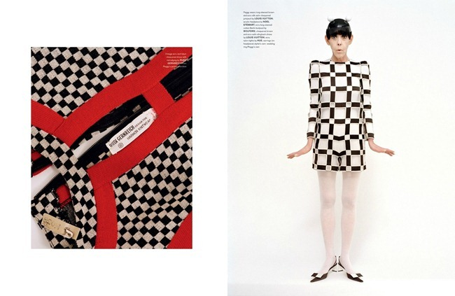 LOVE MAGAZINE- Peggy Moffitt by Tim Walker. Jacob K, Spring 2013, www.imageamplified.com, Image Amplified (4)
