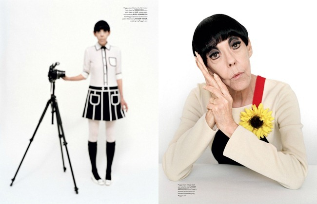 LOVE MAGAZINE- Peggy Moffitt by Tim Walker. Jacob K, Spring 2013, www.imageamplified.com, Image Amplified (5)