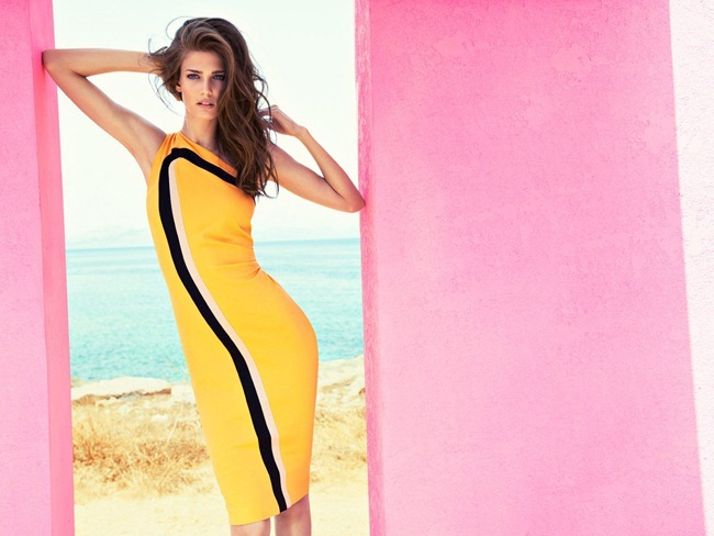 CAMPAIGN- Kendra Spears for Escada Spring 2013 by Knoepfel & Indlekofer. www.imageamplified.com, Image Amplified (1)