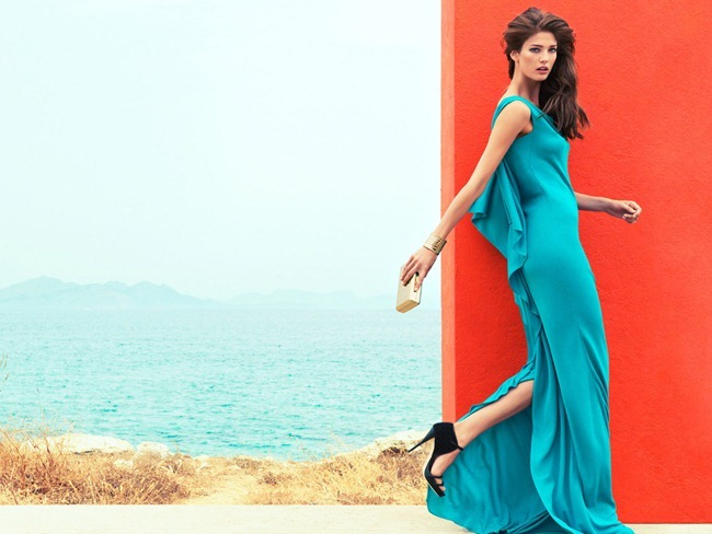 CAMPAIGN- Kendra Spears for Escada Spring 2013 by Knoepfel & Indlekofer. www.imageamplified.com, Image Amplified (5)