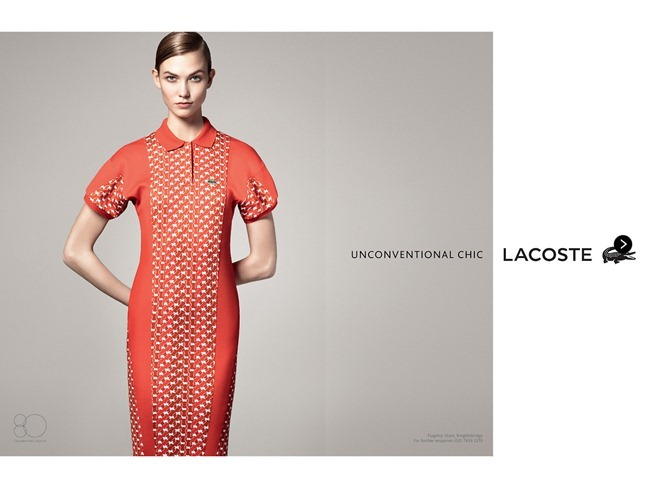 CAMPAIGN- Karlie Kloss & Clement Chabernaud for Lacoste Spring 2013. www.imageamplified.com, Image Amplified