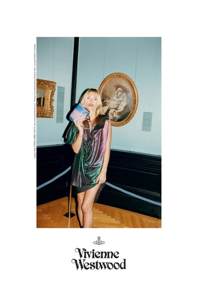 CAMPAIGN- Kate Moss & Vivienne Westwood for Vivienne Westwood Spring 2013 by Juergen Teller. www.imageamplified.com, Image Amplified (2)