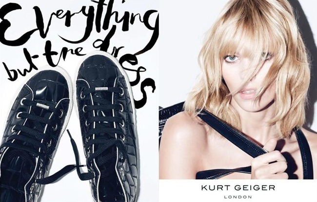 CAMPAIGN- Anja Rubik for Kurt Geiger London Spring 2013 by Sarah Richardson. www.imageamplified.com, Image Amplified (3)