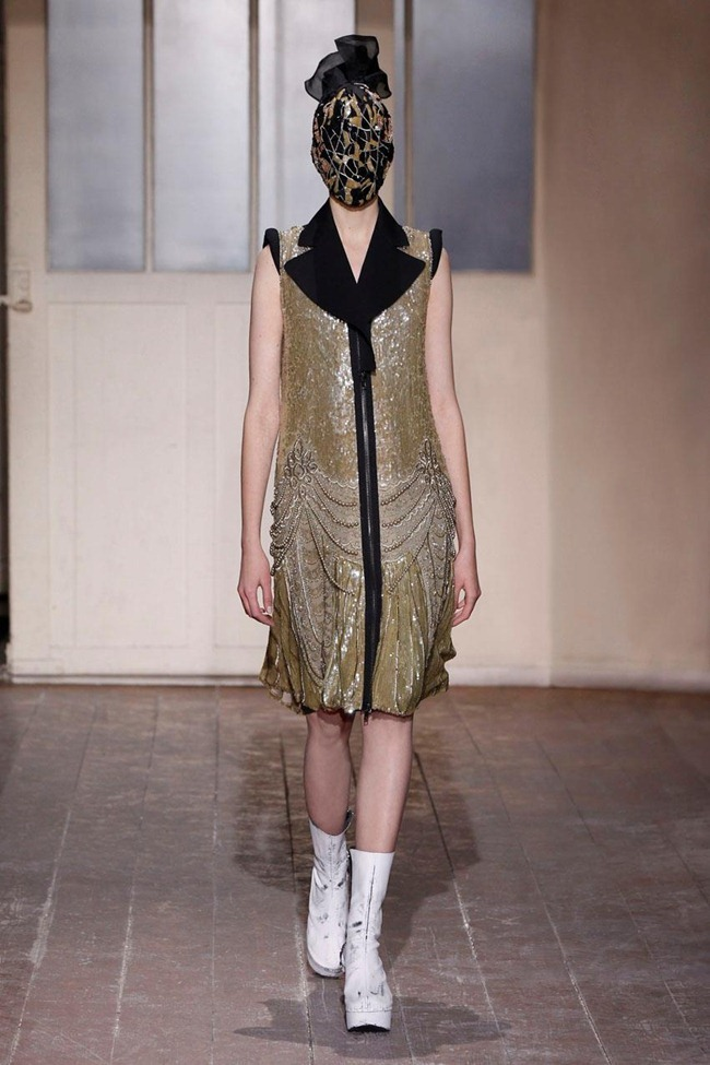 PARIS HAUTE COUTURE- Maison Martin Margiela Artisanal Spring 2013. www.imageamplified.com, Image Amplified (12)