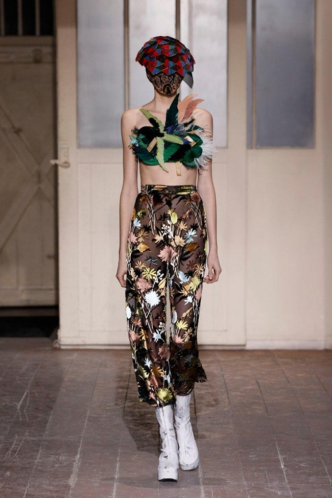 PARIS HAUTE COUTURE- Maison Martin Margiela Artisanal Spring 2013. www.imageamplified.com, Image Amplified (15)