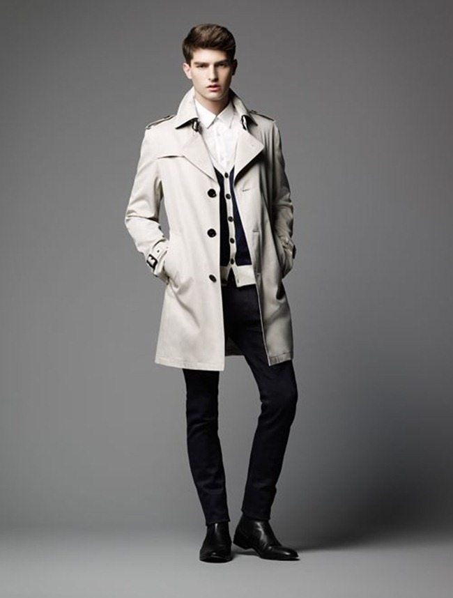 LOOKBOOK- Paolo Anchisi for Burberry Black Label Spring 2013. www.imageamplified.com, Image Amplified (4)