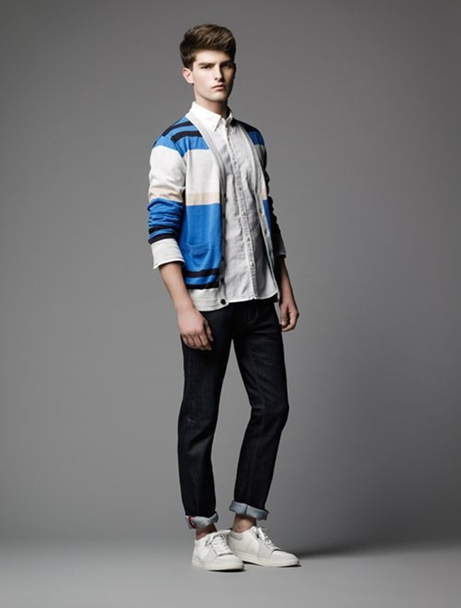 LOOKBOOK- Paolo Anchisi for Burberry Black Label Spring 2013. www.imageamplified.com, Image Amplified (9)