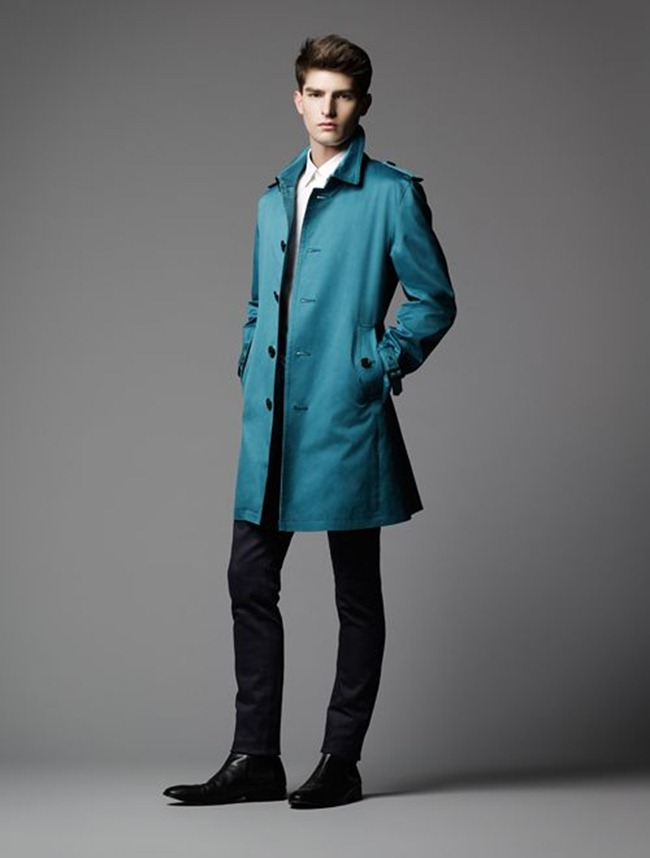 LOOKBOOK- Paolo Anchisi for Burberry Black Label Spring 2013. www.imageamplified.com, Image Amplified