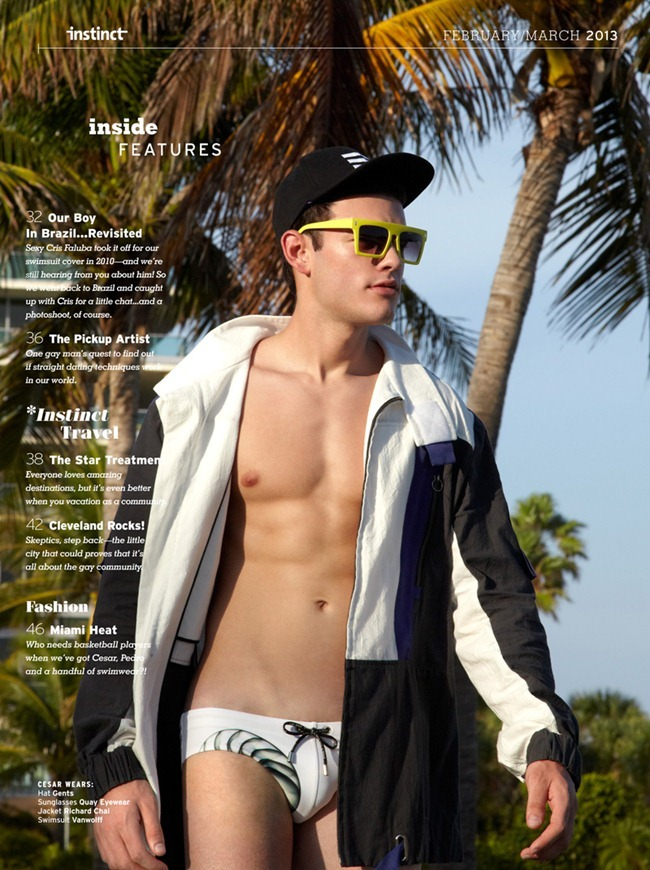 INSTINCT MAGAZINE- Cesar Chiang in Miami Heat by Vincent Dilio. March 2013, Eric Launder, www.imageamplified.com, Image Amplified (9)
