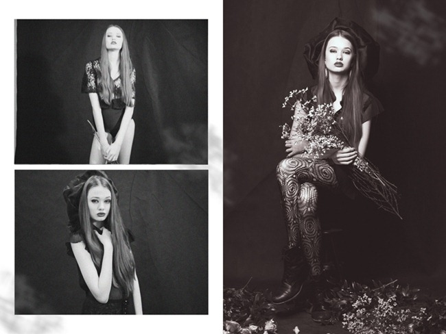 FASHION PHOTOGRAPHY- La Vie en Rose by Irena Markovic. Zaneta Jarcic, www.imageamplified.com, Image Amplified (1)