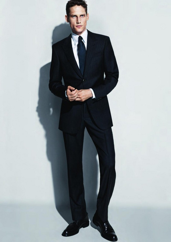 CAMPAIGN- Roch Barbot for Giorgio Armani Menswear Sprign 2013 by Mert & marcus. www.imageamplified.com, Image Amplified (5)