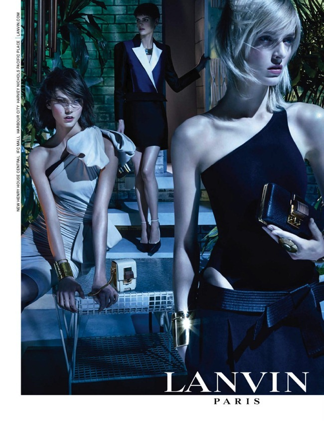 CAMPAIGN- Lanvin Spring 2013 by Steven Meisel. Lucas Ossendrijver, www.imageamplified.com, Image Amplified (1)