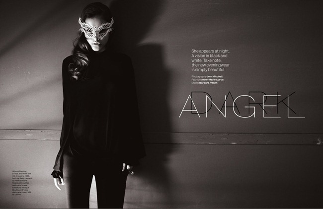 ELLE UK- Barbara Palvin in Dark Angel by Jem Mitchell. Anne-Marie Curtis, March 2013, www.imageamplified.com, Image Amplified (9)