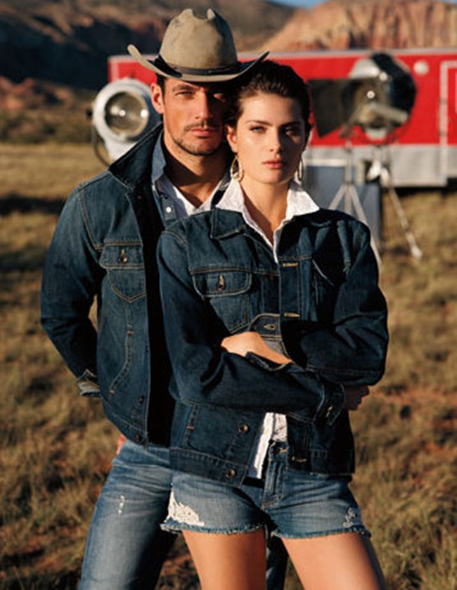 CAMPAIGN- David Gandy & Isabeli Fontana for Lucky Brand Spring 2013. www.imageamplified.com, Image Amplified (6)