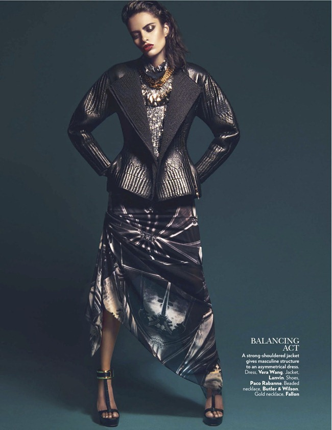 VOGUE INDIA- Lakshmi Menon in High Gloss by Kevin Sinclair. Andrew Holden, February 2013, www.imageamplified.com, Image Amplified (4)