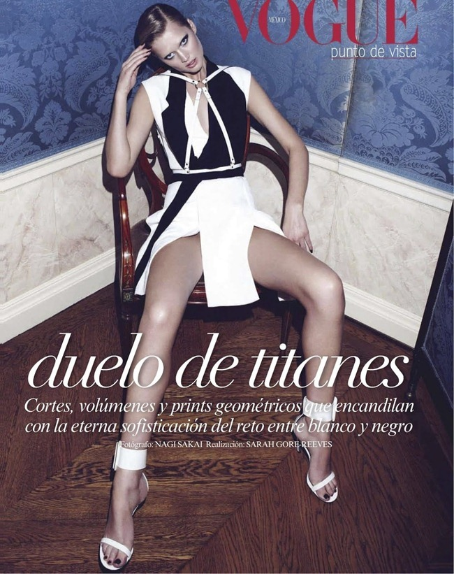 VOGUE MEXICO- Toni Garrn in Duelo De Titanes by Nagi Sakai. Sarah Gore-Reeves, February 2013, www.imageamplified.com, Image Amplified (1)