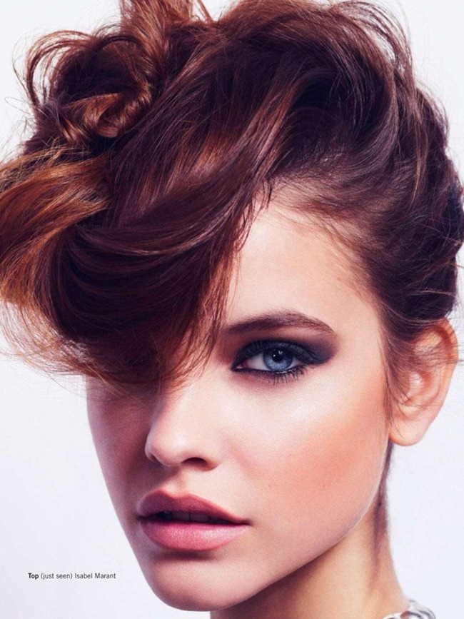 GLAMOUR UK- Barbara Palvin in What's Sexy Now by Simon Emmet. Alessandra Steinherr, March 2013, www.imageamplified.com, Image Amplified (2)