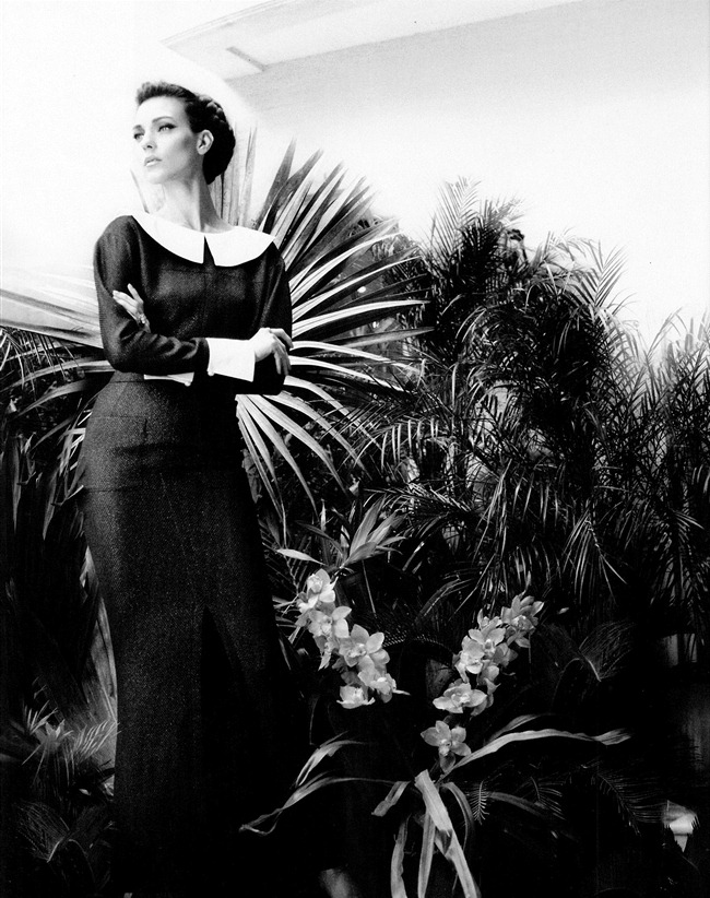 HARPER'S BAZAAR MAGAZINE- Kati Nescher in Glorious by Karl Lagerfeld. Andrew Richardson, March 2013, www.imageamplified.com, Image Amplified (5)