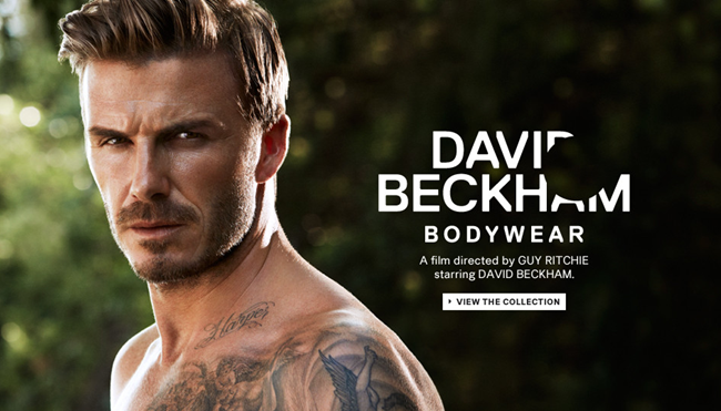 CAMPAIGN- David Beckham for H&M Bodywear 2013 by Nick Hudson. www.imageamplified.com, Image Amplified1