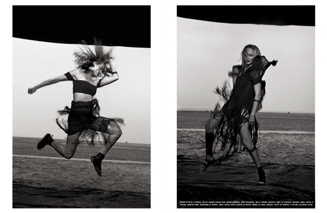 VOGUE ITALIA- Amber Valletta by Peter Lindbergh, February 2013, www.imageamplified.com, Image Amplified (3)